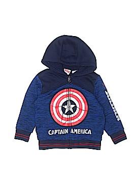 Marvel Zip Up Hoodie Size 3T