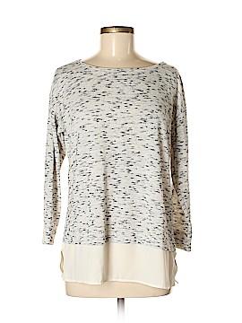 Ann Taylor LOFT Silk Pullover Sweater Size S