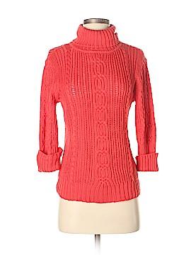 W by Worth Turtleneck Sweater Size S