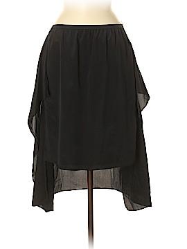 DKNY Silk Skirt Size M