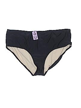 Torrid Swimsuit Bottoms Size 4x Plus  (Plus)