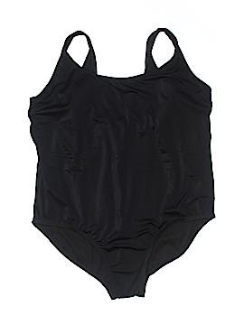 Catalina One Piece Swimsuit Size 3X (Plus)