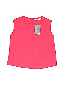 Zara Kids Sleeveless Blouse Size 6