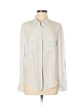 Ann Taylor Long Sleeve Blouse Size M