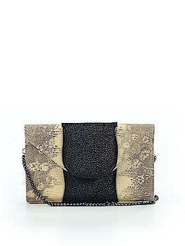 Khirma Eliazov Leather Clutch One Size