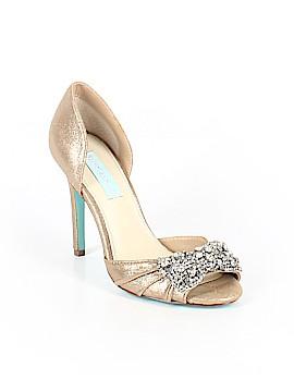 Betsey Johnson Heels Size 7 1/2