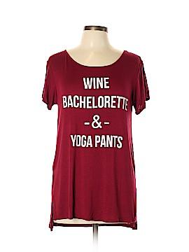 Alya Short Sleeve T-Shirt Size L