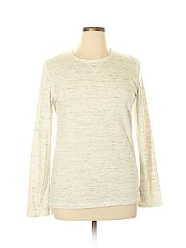 Cuddl Duds Sweatshirt Size XL