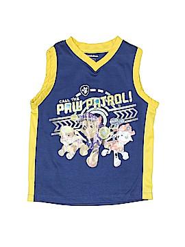 Nickelodeon Sleeveless Jersey Size 5T