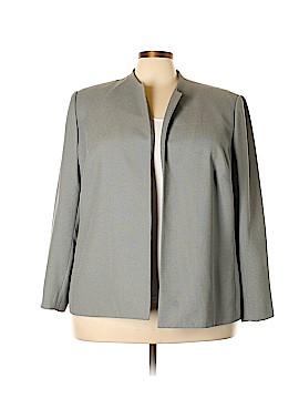 Jones Studio Jacket Size 24 (Plus)
