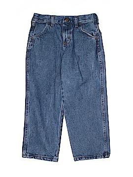 Rustler Jeans Size 8 (Husky)