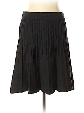 CAbi Denim Skirt Size M