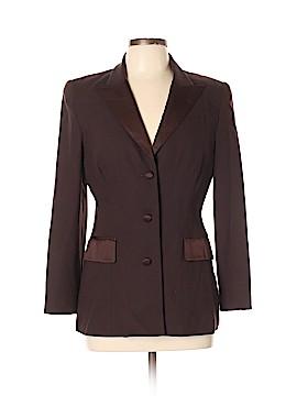 Carmen Marc Valvo Wool Blazer Size 12