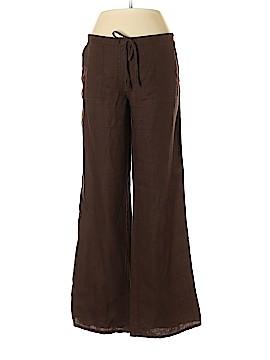 London Jean Linen Pants Size M