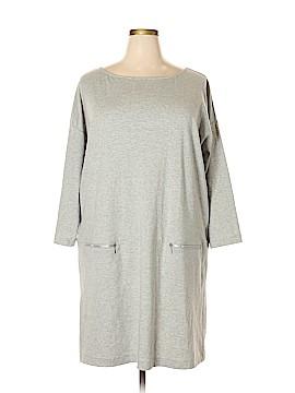 Joan Vass Casual Dress Size 2X (Plus)