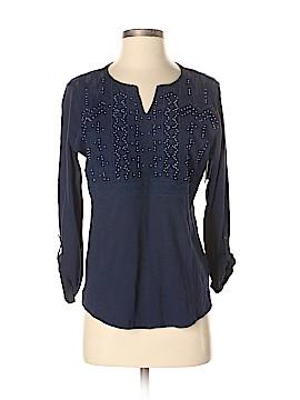 Style&Co Long Sleeve Blouse Size M (Petite)