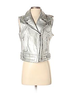 IRO Leather Jacket Size 40 (FR)