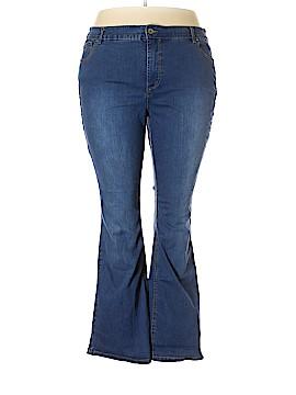 Isaac Mizrahi LIVE! Jeans Size 22 (Plus)