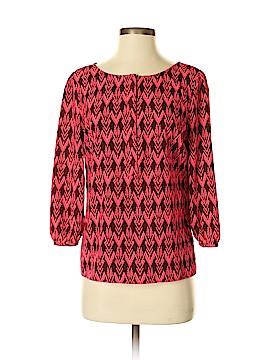 Merona 3/4 Sleeve Blouse Size S