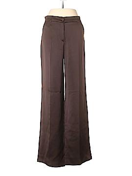 Giorgio Armani Silk Pants Size 44 (IT)