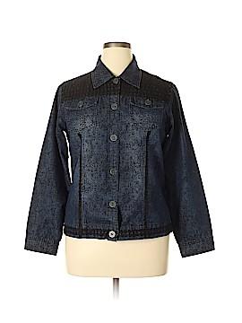 New Directions Denim Jacket Size L