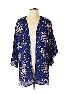 Blue Rain Kimono Size M