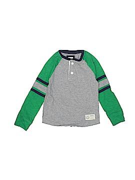Gap Kids Long Sleeve Henley Size X-Small  (Kids)