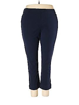 Isaac Mizrahi LIVE! Casual Pants Size 22 (Plus)