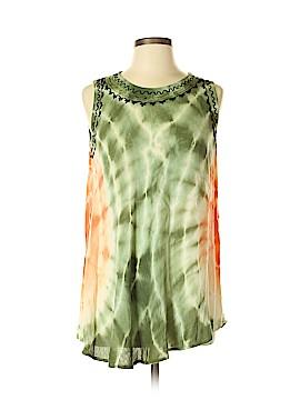 S.R. Fashion Sleeveless Blouse One Size