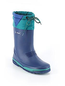 L.L.Bean Rain Boots Size 4