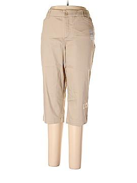 St. John's Bay Khakis Size 16