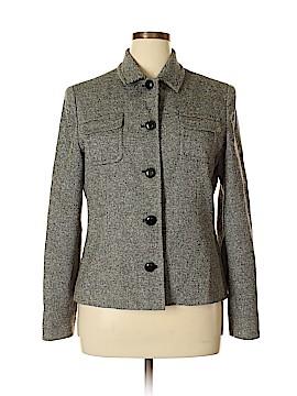 Jones New York Signature Wool Blazer Size 14