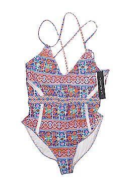La Blanca One Piece Swimsuit Size 16