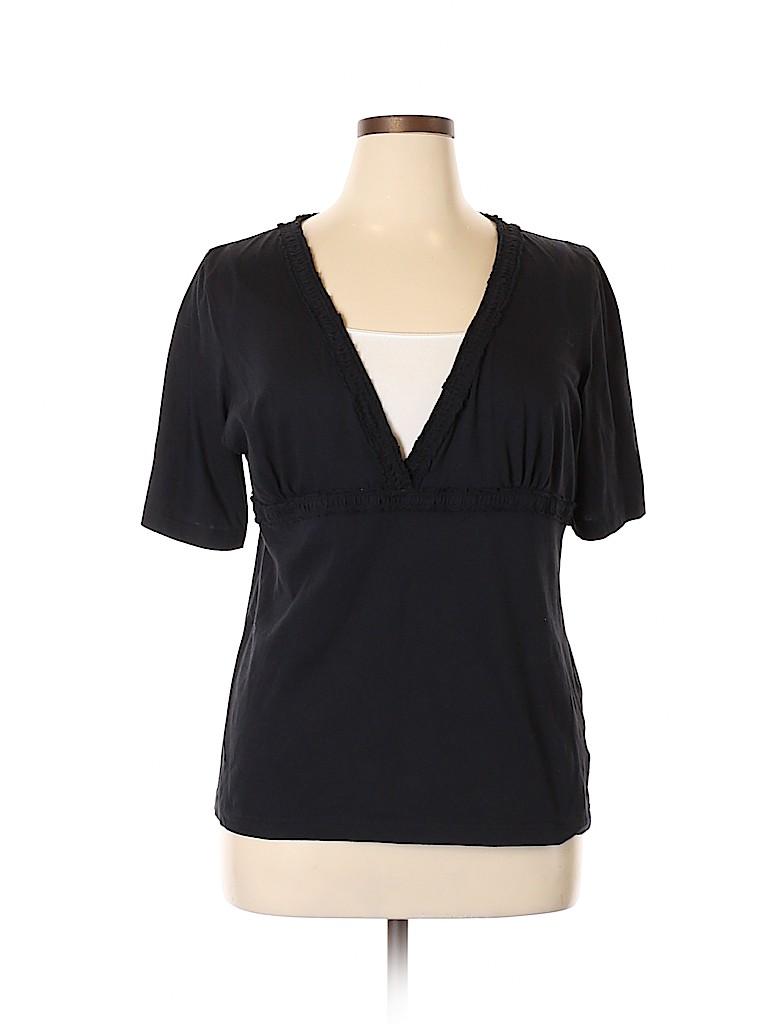Derek Heart Women Short Sleeve Top Size 2X (Plus)