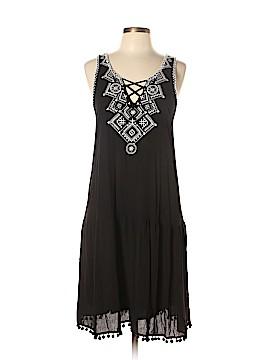 Xhilaration Casual Dress Size 0X (Plus)