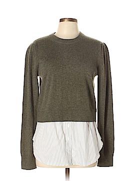 Veronica Beard Cashmere Pullover Sweater Size L
