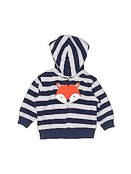 Just One You Fleece Jacket Newborn