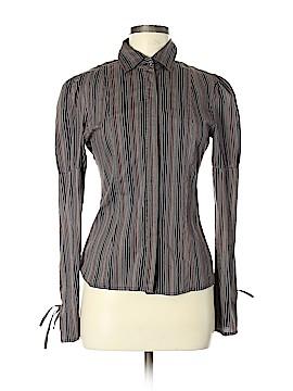 Tara Jarmon Long Sleeve Button-Down Shirt Size 40 (EU)