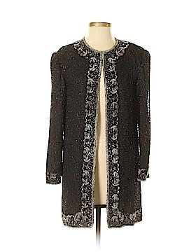 Scala Silk Cardigan Size S