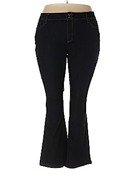 St. John's Bay Jeans Size 20 (Plus)