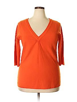 Avenue Pullover Sweater Size 16 (Plus)