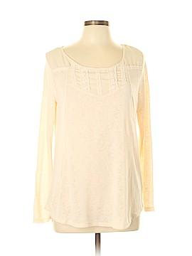 LC Lauren Conrad Long Sleeve Top Size L