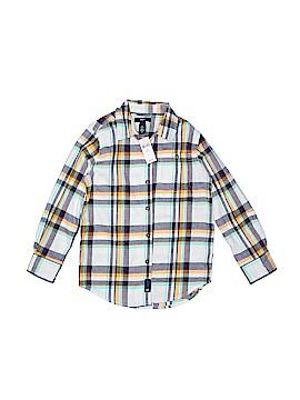 Gap Long Sleeve Button-Down Shirt Size 6