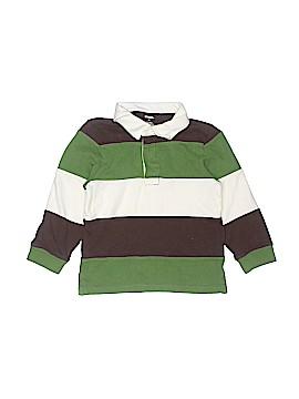 Gymboree Long Sleeve Polo Size 3T