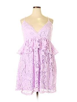 Boohoo Boutique Casual Dress Size 20 (Plus)