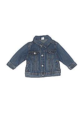 Carter's Denim Jacket Size 6 mo