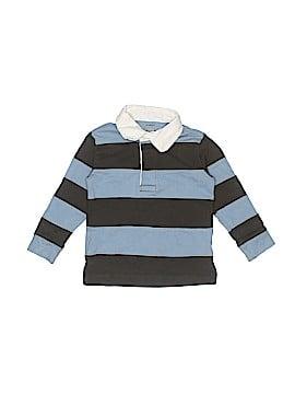 Gymboree Long Sleeve Polo Size 3