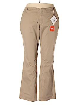 Dockers Khakis Size 20 (Plus)
