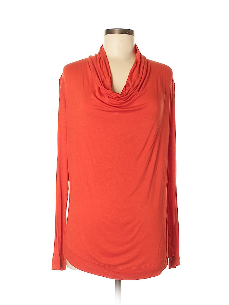Escada Women Long Sleeve Top Size 40 (EU)