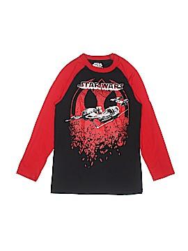 Star Wars Long Sleeve T-Shirt Size L (Kids)